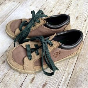 Boys timberland shoes size 12